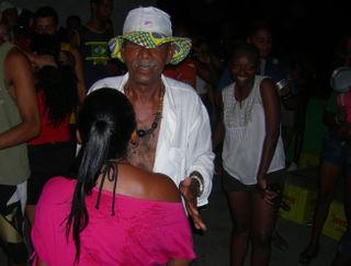 Samba in Olinda